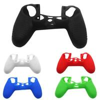 Non-slip Soft Silicone Case Grip Cover Skin for PS4 PS4 PRO Game Controller TN2F