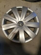 "1 -  VW Jetta  15"" HUBCAP HUB CAP Wheel Cover  2015 2016 9 spoke"