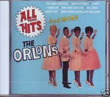 The orlons-all their Hits and more CD