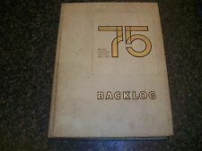 1966 David Lipscomb College Yearbook - Backlog - Nashville Tennessee TN 75th