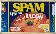 Spam Chopped Pork and Ham with Real Bacon 3 x 200g