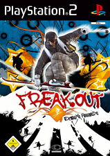 Freak Out - Extreme Freeride (Sony PlayStation 2, 2007, DVD-Box)
