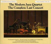 Modern Jazz Quartet - The Last Concert (NEW 2 x CD)