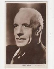 Lewis Stone Vintage RP Postcard Actor 571a