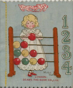 1 2 3 4 (Counting Book): Dean's Rag Book B244 + List of Titles/Vera Bowyer