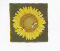 Sunflower and Bees Elizabeth Bradley Tapestry Needlepoint Chart