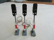 Fleischmann 6226 H0 - 3 x Licht-Hauptsignal -- Funktion geprüft