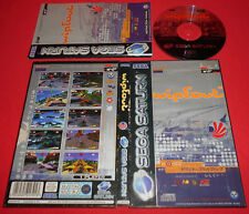 Saturn Wipeout [PAL (Fr)] Complet Sega Console *JRF*