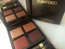 BNIB TOM FORD EYE COLOR QUAD EYESHADOW PALETTE - 04 HONEYMOON      SOLD OUT