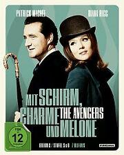 mit Schirm Charme und Melone Blu-ray DVD Video