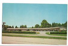 Vintage Postcard Harrisburg PA Pennsylvania L & M Motel 7100 Allentown Blvd