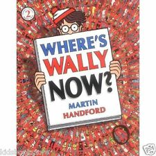 Where's Wally Book: Book 2: WHERE'S WALLY? NOW - Large - NEW