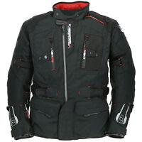 Oxford Copenhagen Motorcycle Motorbike Winter Waterproof Textile Jacket Size S