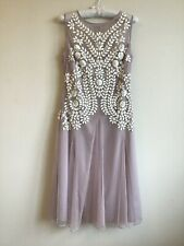 Phase Eight occasion dress size 10 In Dusky Pink