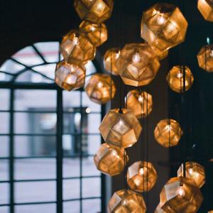 Large Chandelier Lighting Bar Pendant Light Kitchen Lamp Room LED Ceiling Lights
