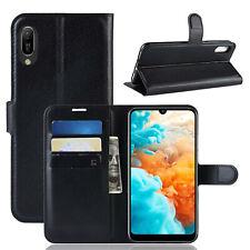 Handy Tasche Huawei Y6 2019 Klapptasche Flip Cover Case Schutz Buch Hülle Etui