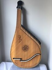 More details for bandura - ukrainian folk instrument - (бандура)
