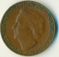 COIN / THE NETHERLANDS / 1 CENT 1948  #WT11455
