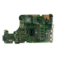 For ASUS X555LA X555L W519L X554L X555LD Motherboard W/ I3-4010U Schede madre
