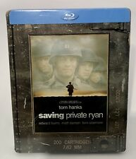 Saving Private Ryan (Blu-ray Disc, SteelBook) Mint Condition