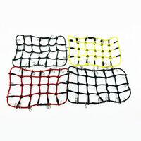 Elastisches Gepäcknetz Für 1/10 Traxxas Trx-4 Rc Auto Felsen Track Teile U8P3