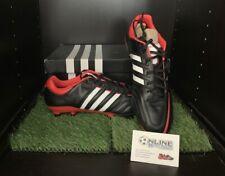 Adidas Adipure 11Pro TRX FG - Black/White/Red UK 9.5, US 10, EU 44