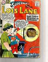 Superman's Girl Friend  Lois Lane  #32 ( DC Apr 1962 )