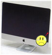 """Apple iMac 21,5"""" 14,1 Quad Core i5 4570r 2,7ghz 8gb 256gb Vetro SSD rottura late 2013"""