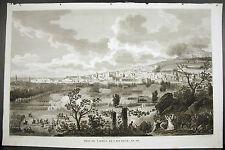Prise de Naples Napoli Campagne d'Italie Napoléon Bonaparte 1815 Carle Vernet