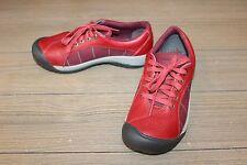 KEEN Women's Presidio Shoes -  Red Dahlia - Size 8