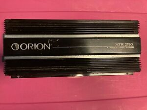 Orion XTR 2150 2 Channel Power Amplifier