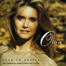 Olivia Newton-John Back to Basics The Essential Collection 1971-1992 CD NEW