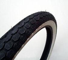 Reifen 2 1/4-19 ( 23x2,25 ) Continental Weißwand SR2 Zündapp NSU Kreidler Moped