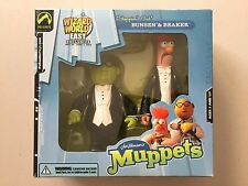 Muppet Show EXCLUSIVE STEPPIN OUT BUNSEN HONEYDEW & BEAKER Figures WIZARD WORLD