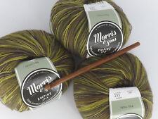 Morris Empire 2 ply ARCADIA  50 gram  Morris & Sons Superfine Merino Sock Yarn
