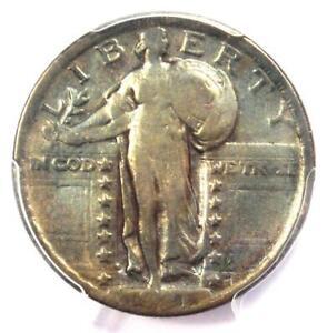 1921 Standing Liberty Quarter 25C - PCGS VF Details - Rare Certified Coin!
