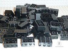 LEGO® Town Classic 50 Legosteine Bausteine 2x3 schwarz 3002 Grundbausteine