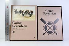 Going Seventeen Make The Seventeen CD 3rd Mini Album Photo book