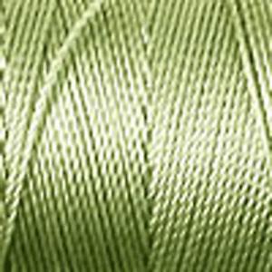 New  Beading Cord - C-lon Fine Tex 135: Peridot - Large Spool