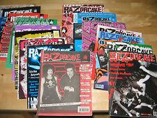 Razorcake-Punk Fanzines-la - #1 à #17 (17 numéros)