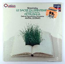 Stravinsky - Le Sacre Du Printemps (The Rite of Spring) (Vinyl LP) NM Vinyl