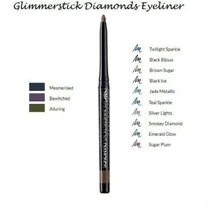 *AVON* Glimmerstick Eyeliner Diamonds, Eye Brow Definer, Lip Liner Glimmersticks