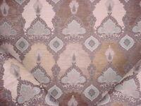 7-1/2Y Osborne Little F9647 Haveli Jade Arabesque Medallion Upholstery Fabric