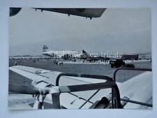 AVIANO US AIR FORCE aereo aircraft airplane aviazione vintage foto 18