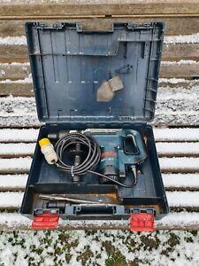 Bosch GBH 5-38 D 110v SDS 《MAX /mini 》Demolition Hammer Drill and Breaker