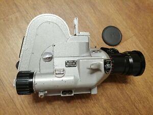Rare! 16SP-M (16СП-М), 16mm Electric Cine Camera USSR.