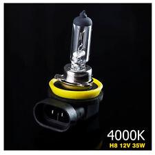 Ampoule Lampe Halogene Feu Phare XENON GAZ Blanc White H8 55W 4000K 12V - 1PC