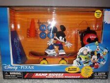 Disney Pixar Mickey Mouse Ramp Riders Radio Control Skateboard Plus Bonus Ac NEW