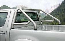 TOYOTA HILUX  MY 2012 USCITO NEL 2011 ROLL BAR 60 INOX CON TRAVERSA 05/09/12