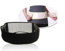 New Magnetic Heat Waist Belt Brace For Pain Relief Lower Back Therapy Support ev